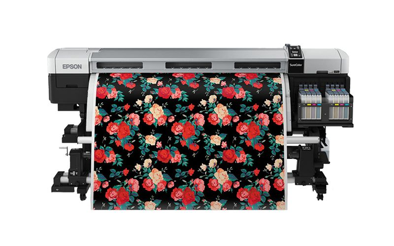 epson surecolor sc-f9270 sublimation printer