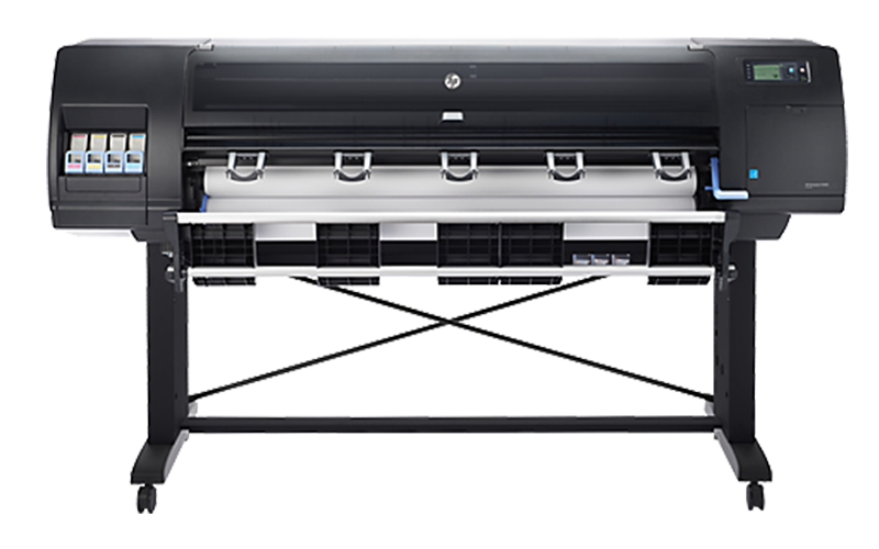 hp designjet d5800 production printer