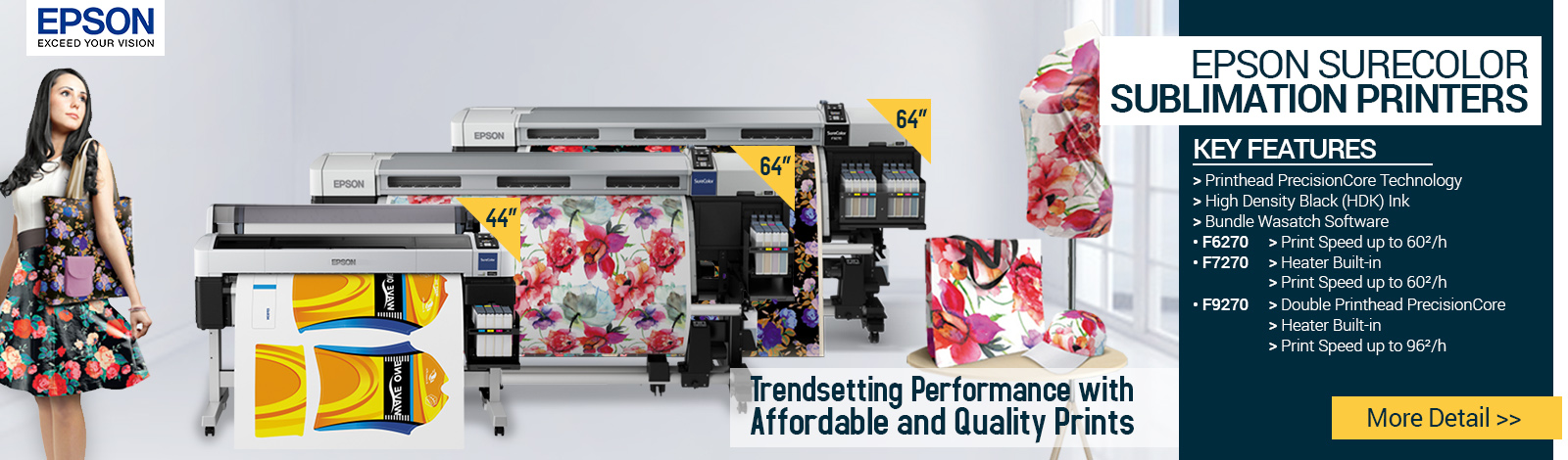 epson surecolor sublimation printers slider